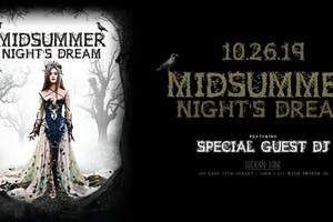 Midsummer Night's Dream at Hidden Lane Halloween