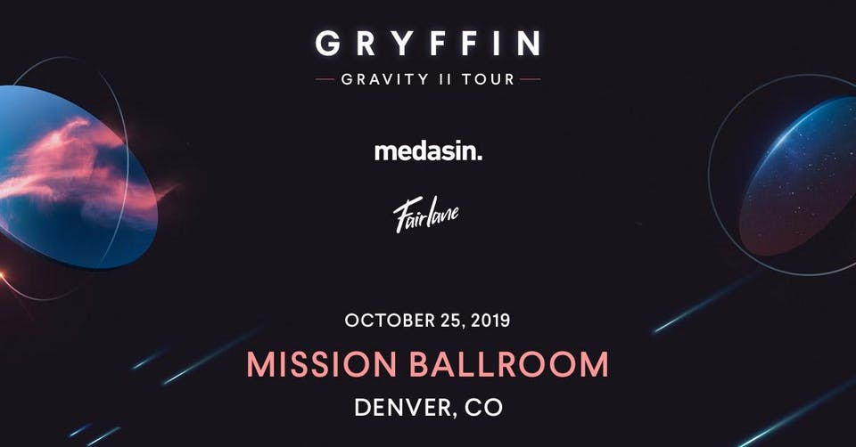 BINGO! Win tickets to see Gryffin at The Mission Ballroom Oct 25th!
