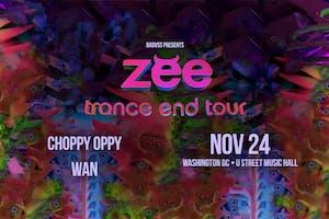 ZEE — Trance End Tour