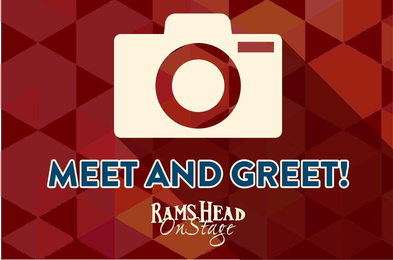 Steven Page Meet & Greet