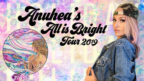 Anuhea's All Is Bright Tour 2019 // Portland, OR