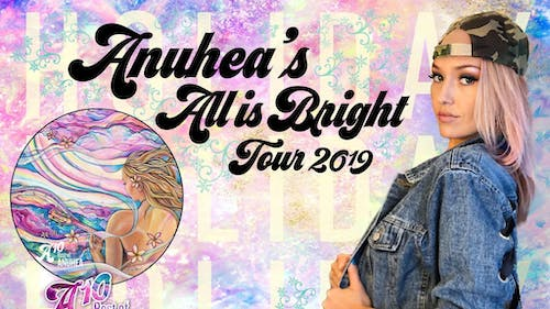 Anuhea's All Is Bright Tour 2019 // Tacoma, WA