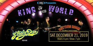 CEG Presents STEELY DAN Revue: KING OF THE WORLD Playing Steely Dan's Great