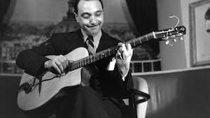Django Reinhardt Birthday Celebration 3-Day Pass (1/24/20-1/26/20)