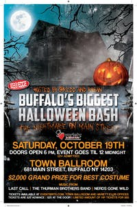Buffalo's Biggest Halloween Bash