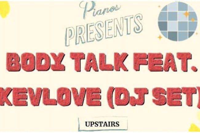 Body Talk feat. Kevlove (DJ Set-Free)