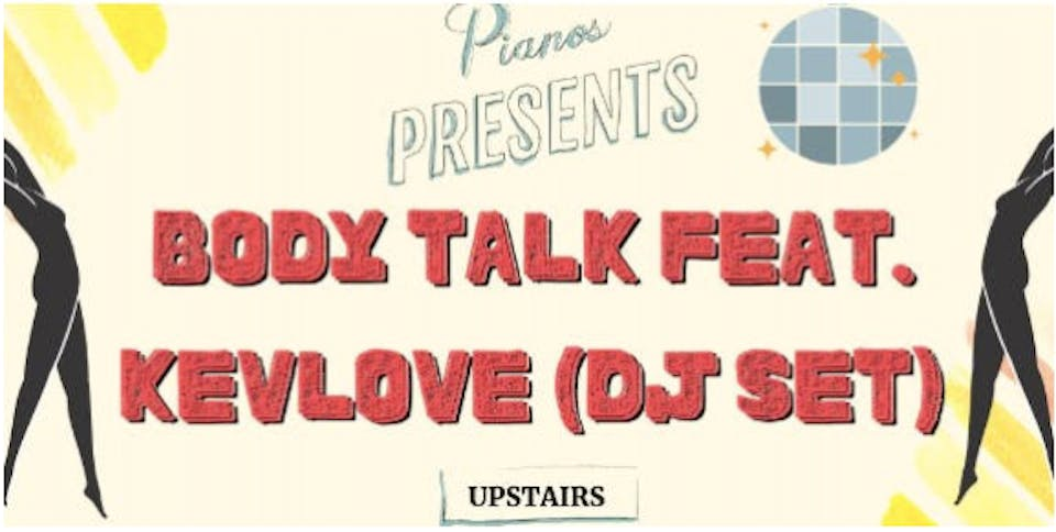 Body Talk feat. Kevlove (DJ Set-Free)