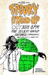 The 5th Annual SPOOKY STANDUP: Costumed Stand-Up in Character