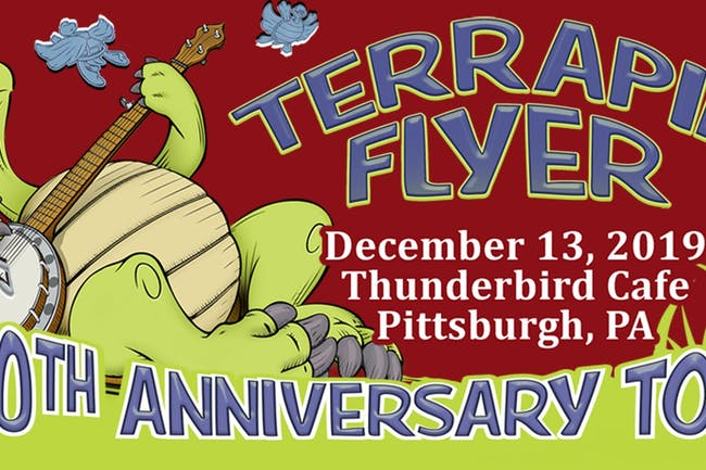 Terrapin Flyer w/ Derek Woods Band