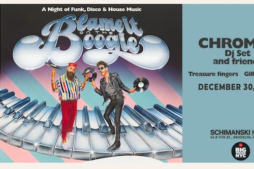 Chromeo (DJ SET) & Friends