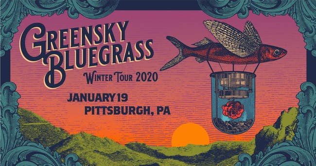 Greensky Bluegrass w/ Town Mountain