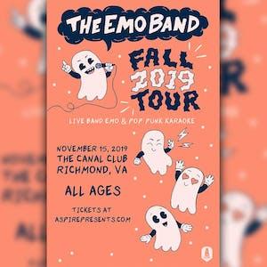The Emo Band - Live Band Emo Karaoke!