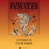SCREAMING FEMALES • DUSK • Kira Jari • Trauma Ray
