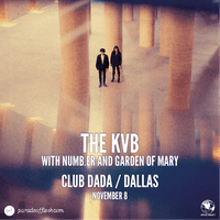 The KVB • Numb.er • Garden of Mary