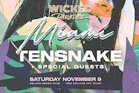 Wicked Paradise Miami ft. Tensnake