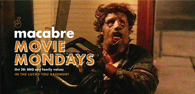Macabre Movie Mondays: BBQ and family values
