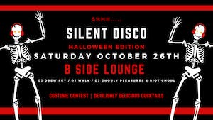 Silent Disco HALLOWEEN EDITION