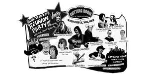 Lone Star Cafe Reunion Party II & Dr. John Tribute Hosted by Kinky Friedman
