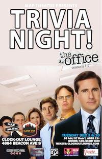 The Office (S.1-7) Trivia Encore