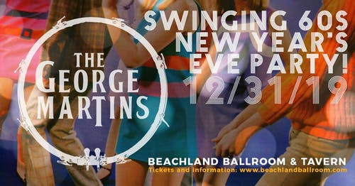 The George Martins' Swingin' 60s New Year's Eve