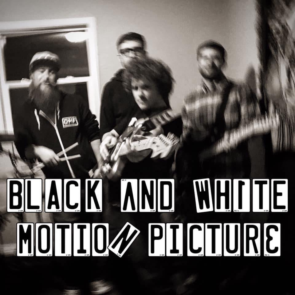 Black & White Motion Picture / Moving Still / Wiff /  Upstairs Neighbor