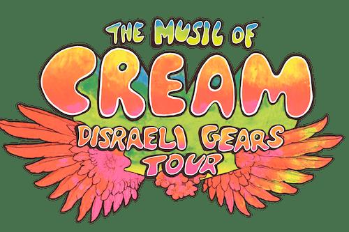The Music of Cream - Disraeli Gears Tour