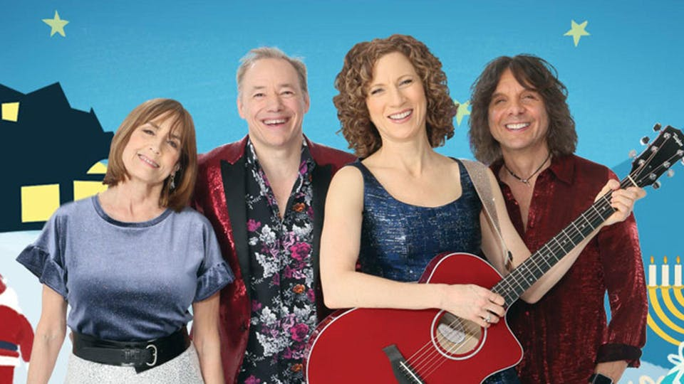 The Laurie Berkner Band:  A Holiday Celebration Concert
