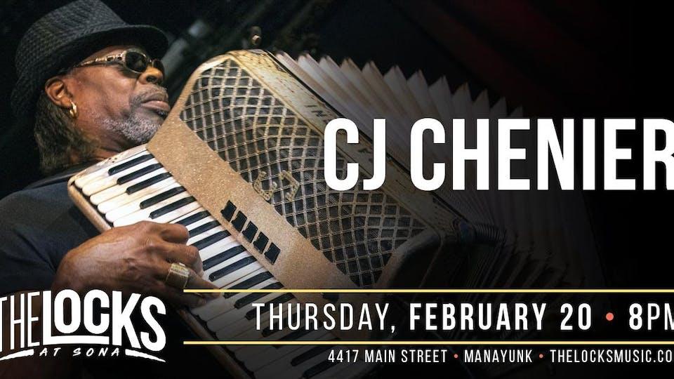 CJ Chenier