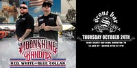 Moonshine Bandits - Red, White, & Blue Collar Tour