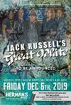 Jack Russell's-Great White  (80's HOLIDAY PARTY)