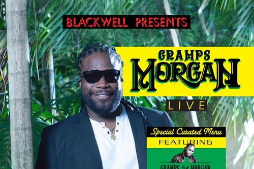 Blackwell Presents Gramps Morgan