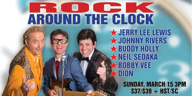 Rock Around The Clock (DATE CHANGE)