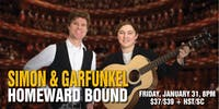 Simon & Garfunkel: Homeward Bound