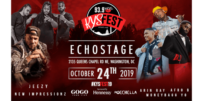 93.9 Presents 2nd Annual KYSFEST 2019
