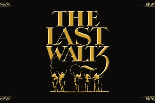 The Last Waltz - Movie