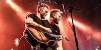 Ben Ottewell & Ian Ball of Gomez