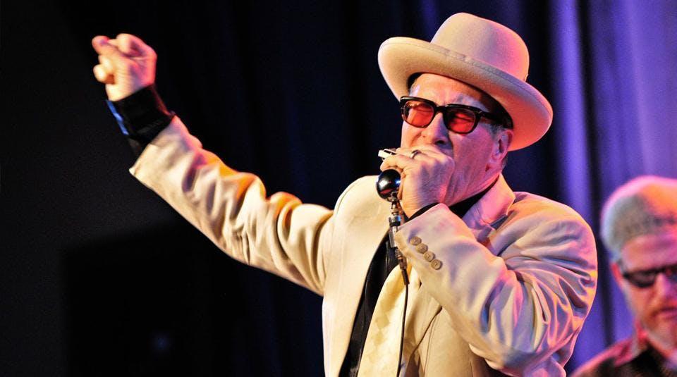 Mark Hummel's Blues Harmonica Blowout
