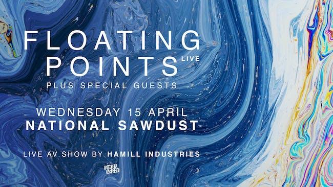 Floating Points Live