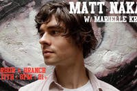 Matt Nakao w/ Marielle Kraft