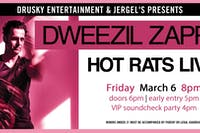 "Dweezil Zappa ""Hot Rats Live! + Other Hot Stuff 1969"""