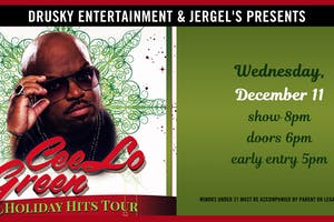 CeeLo Green: Holiday Hits Tour