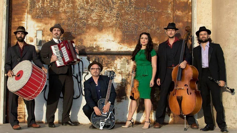 Klezmer Music with Kugelplex