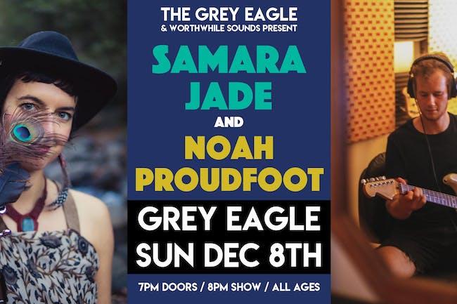 Samara Jade + Noah Proudfoot