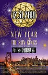 Celebrate New Year's Eve w/THE SUN KINGS - at Club Fox