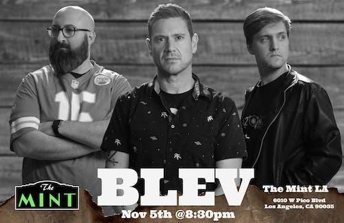 Inkblot, BLEV, Hannah, Block Ali
