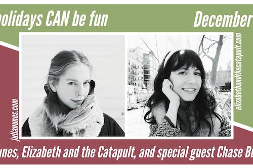 Julia Nunes / Elizabeth and the Catapult @ The Vera Project