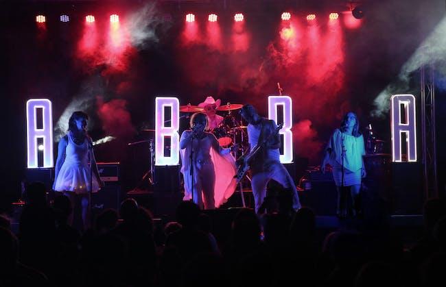 Neon Queen: An Alternative ABBA Experience