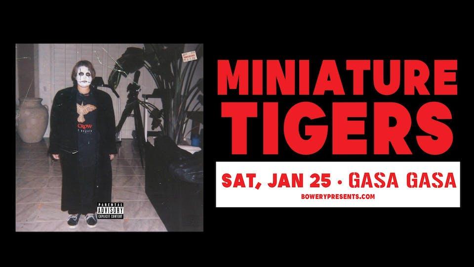 Miniature Tigers