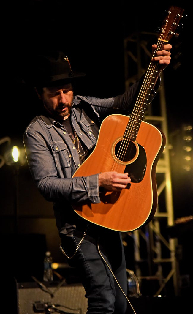 CANCELLED - Will Hoge at The Post