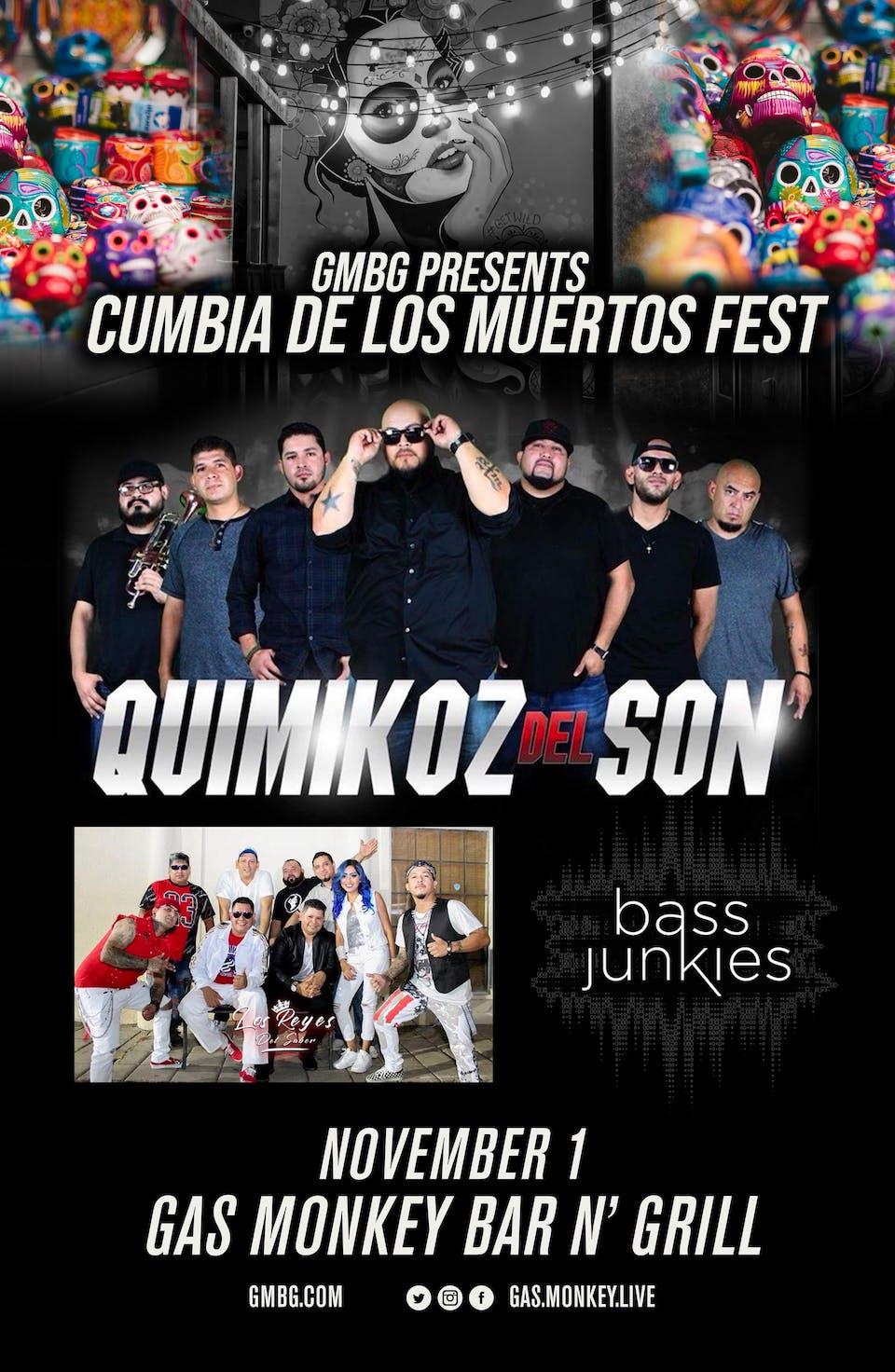 CUMBIA DE LOS MUERTOS FEST